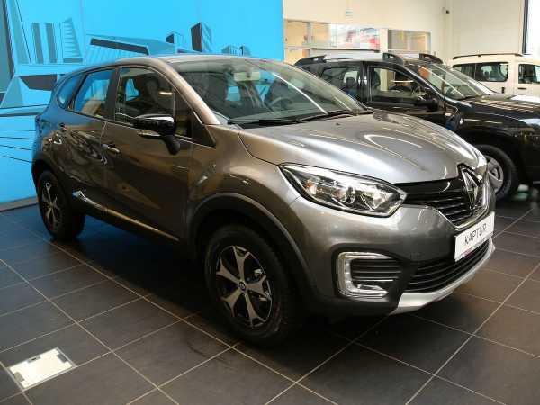 Renault Kaptur, 2020 год, 1 236 693 руб.