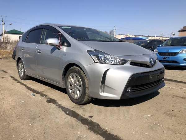 Toyota Prius a, 2015 год, 888 000 руб.