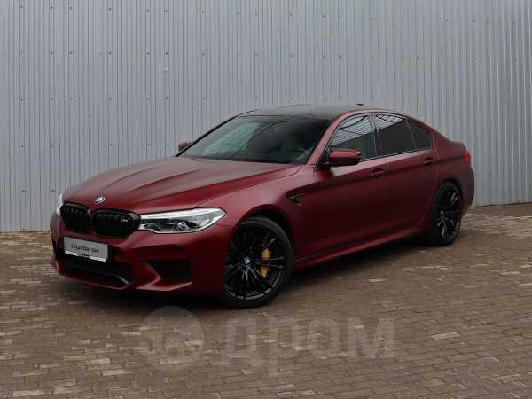 BMW M5, 2018 год, 5 904 000 руб.