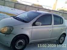 Иркутск Toyota Vitz 2003