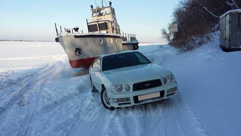 Nissan Gloria, 1999 год, 190 000 руб.