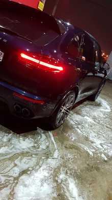 Севастополь Cayenne 2015