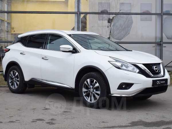 Nissan Murano, 2016 год, 1 590 000 руб.