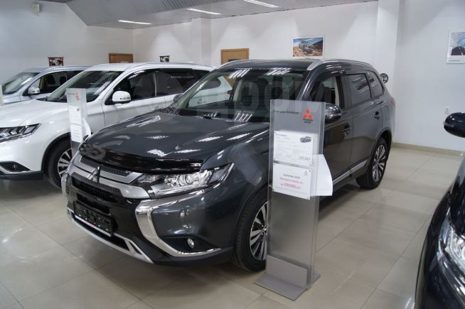 Mitsubishi Outlander, 2020 год, 2 295 000 руб.