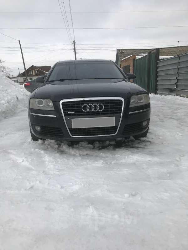 Audi A8, 2007 год, 670 000 руб.