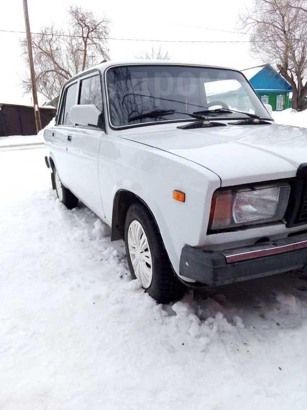 Лада 2107, 2008 год, 78 000 руб.