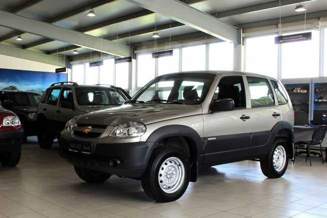 Chevrolet Niva, 2020 год, 751 000 руб.