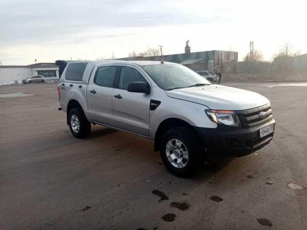 Ford Ranger, 2012 год, 929 999 руб.