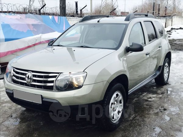 Renault Duster, 2014 год, 529 000 руб.