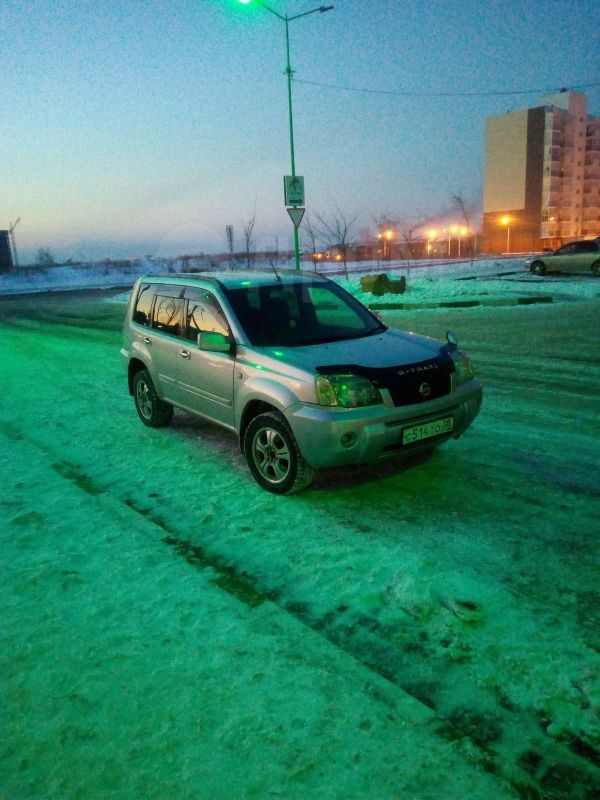 Nissan X-Trail, 2003 год, 470 000 руб.