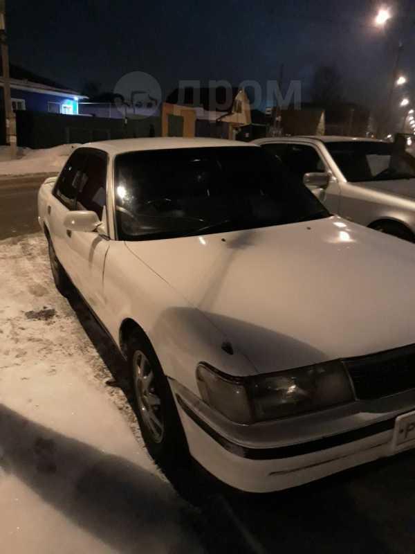 Toyota Mark II, 1990 год, 60 000 руб.