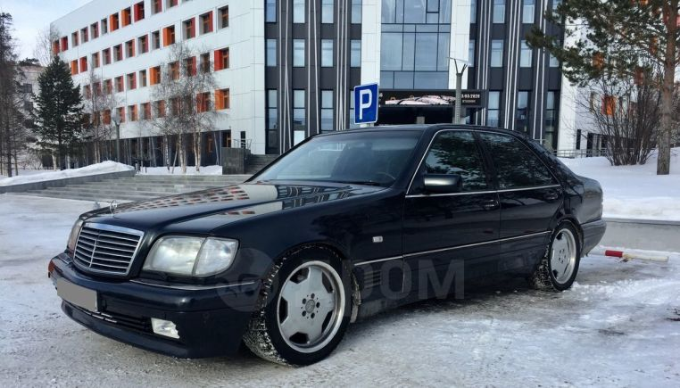 Mercedes-Benz S-Class, 1998 год, 499 000 руб.