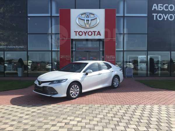 Toyota Camry, 2020 год, 2 089 847 руб.