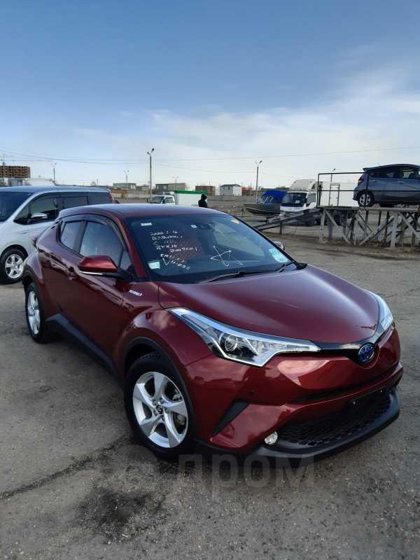 Toyota C-HR, 2017 год, 1 470 000 руб.