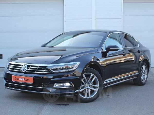 Volkswagen Passat, 2017 год, 1 619 900 руб.