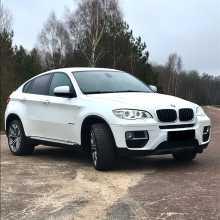 Брянск BMW X6 2013