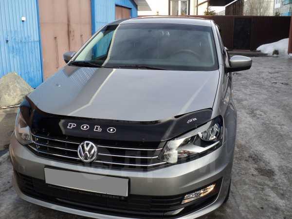 Volkswagen Polo, 2017 год, 780 000 руб.