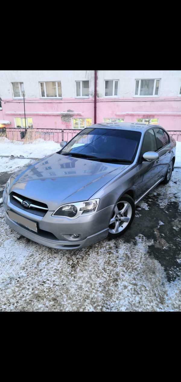 Subaru Legacy B4, 2004 год, 580 000 руб.