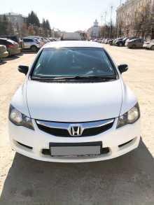 Курган Civic 2009