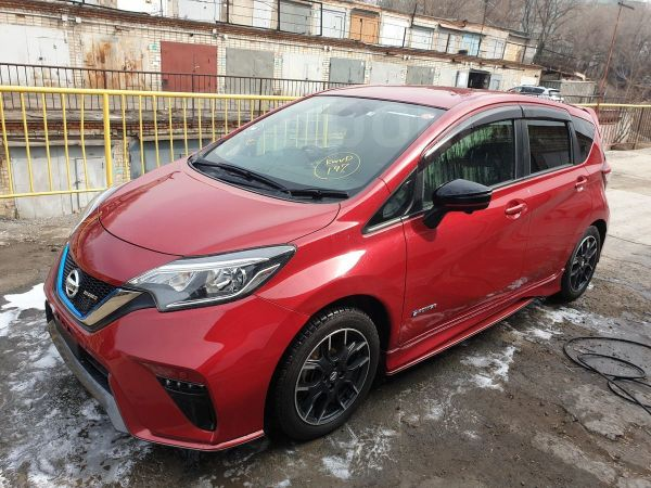 Nissan Note, 2017 год, 1 180 000 руб.