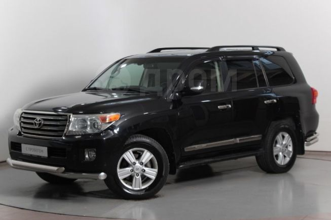 Toyota Land Cruiser, 2012 год, 2 090 000 руб.