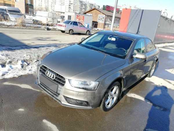 Audi A4, 2013 год, 670 000 руб.