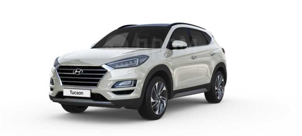 Hyundai Tucson, 2020 год, 1 939 000 руб.