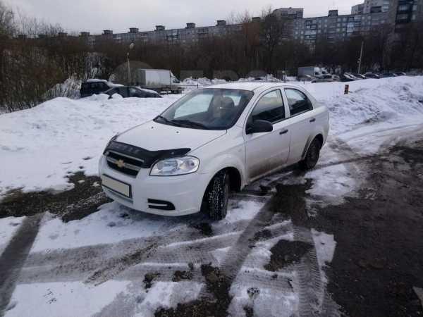Chevrolet Aveo, 2010 год, 217 000 руб.
