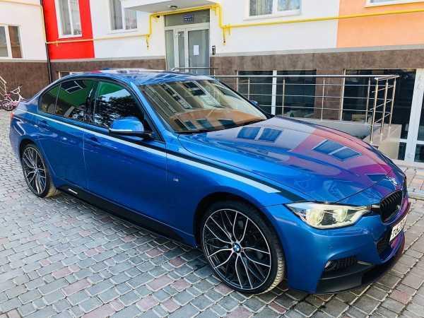 BMW 3-Series, 2018 год, 1 850 000 руб.