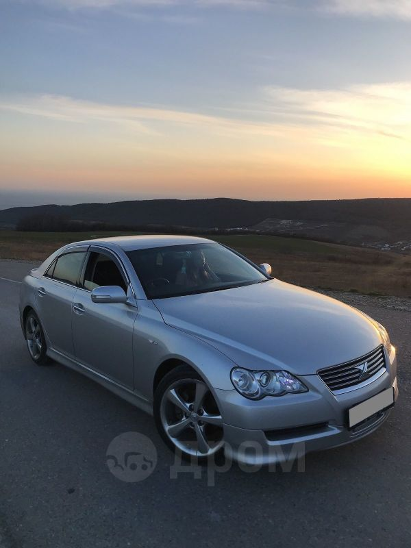 Toyota Mark X, 2005 год, 345 000 руб.
