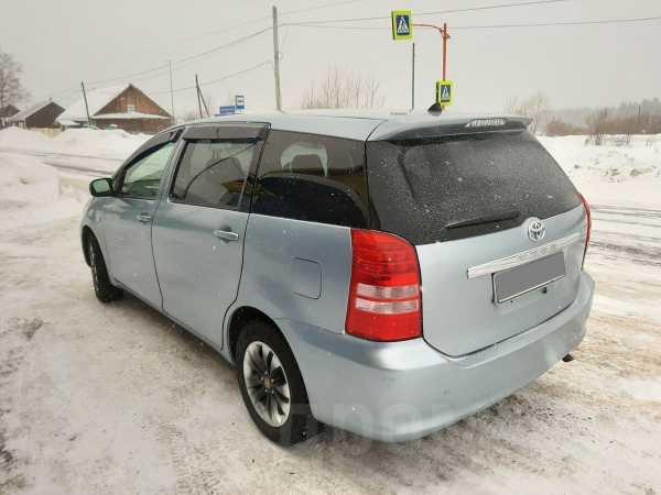 Toyota Wish, 2004 год, 390 000 руб.