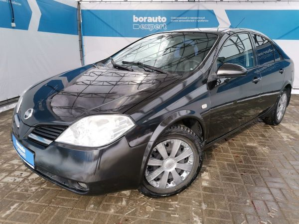 Nissan Primera, 2003 год, 210 000 руб.