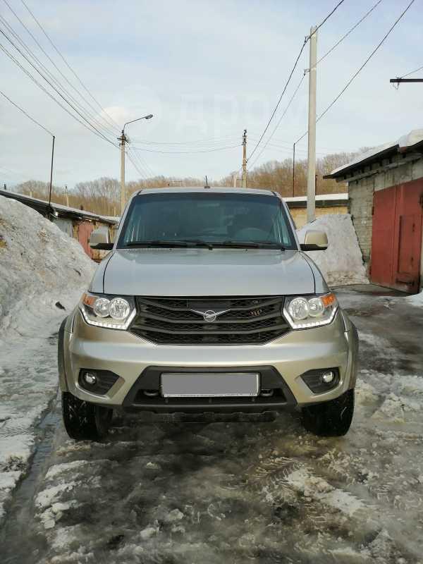 УАЗ Пикап, 2015 год, 555 000 руб.