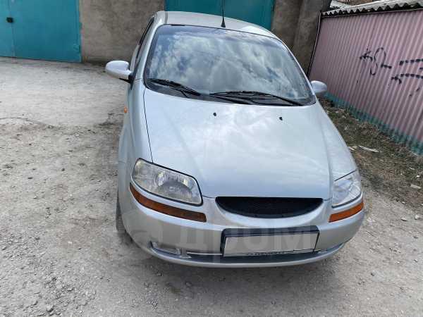 Chevrolet Aveo, 2005 год, 205 000 руб.
