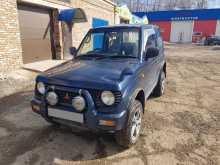 Заринск Pajero Mini 1995