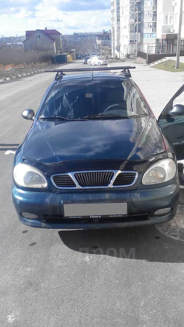 Daewoo Lanos, 2007 год, 135 000 руб.