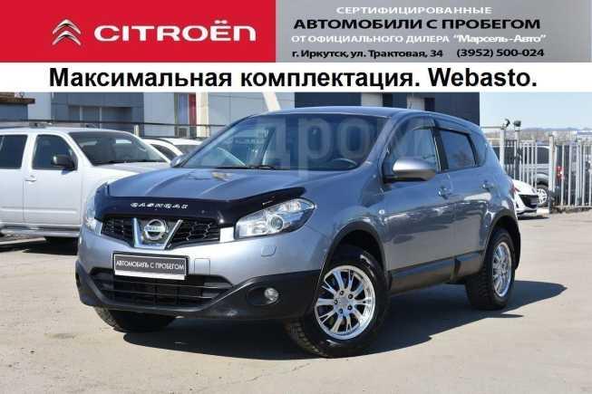 Nissan Qashqai, 2010 год, 588 000 руб.