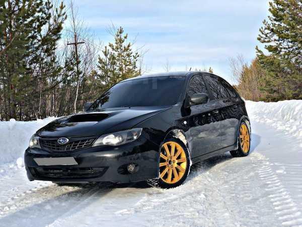 Subaru Impreza, 2008 год, 500 000 руб.