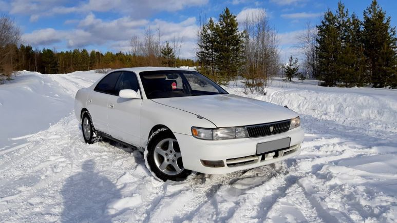 Toyota Chaser, 1993 год, 235 000 руб.