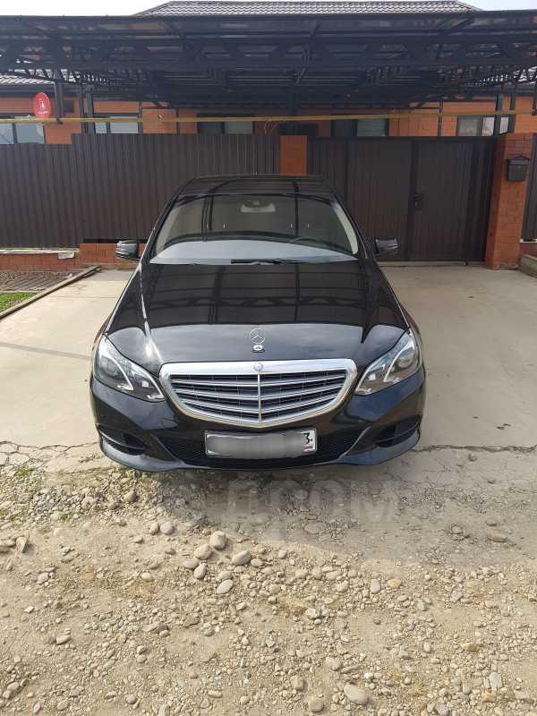 Mercedes-Benz E-Class, 2013 год, 799 000 руб.