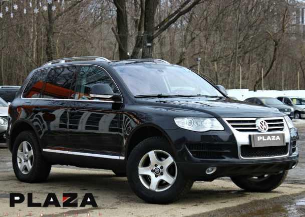 Volkswagen Touareg, 2008 год, 849 000 руб.