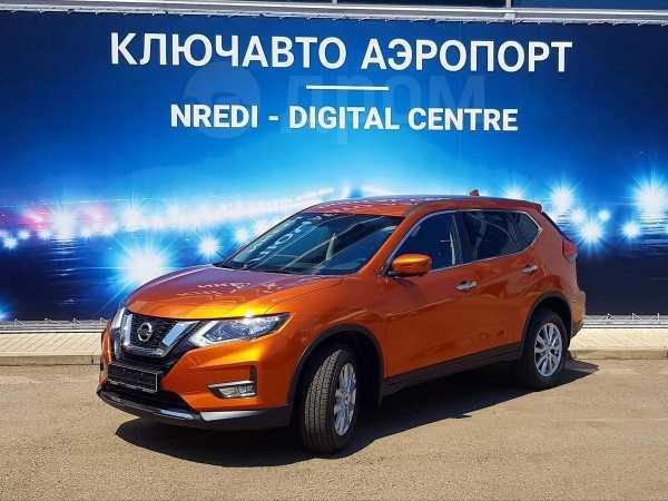 Nissan X-Trail, 2019 год, 2 156 000 руб.