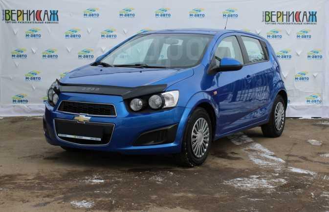 Chevrolet Aveo, 2013 год, 383 000 руб.