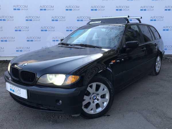 BMW 3-Series, 2001 год, 309 600 руб.