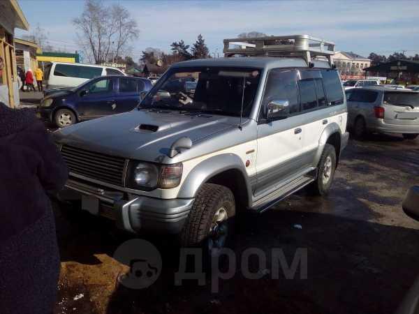 Mitsubishi Pajero, 1995 год, 480 000 руб.