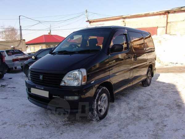 Toyota Hiace Regius, 2000 год, 610 000 руб.