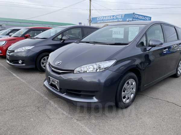 Toyota Wish, 2015 год, 927 000 руб.