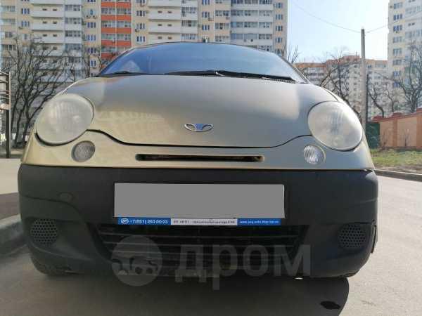 Daewoo Matiz, 2008 год, 105 000 руб.