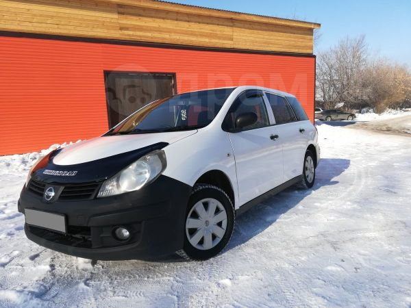 Nissan AD, 2008 год, 345 000 руб.