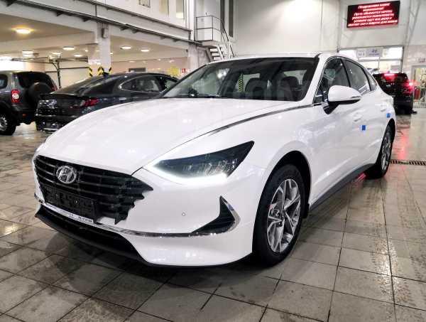 Hyundai Sonata, 2020 год, 1 644 000 руб.